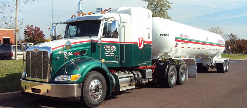 Venezia-Trucking