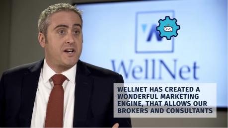 How Can WellNet's Marketing Engine Help Me?