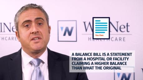 have u received a balance bill